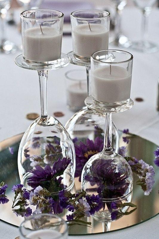 candle-wedding-centerpieces-4 79+ Insanely Stunning Wedding Centerpiece Ideas
