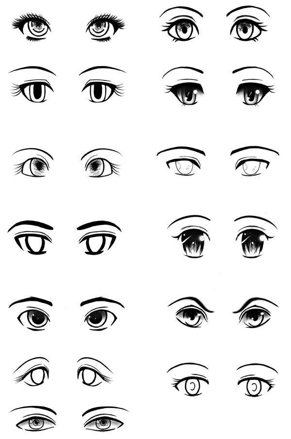 cartoon-eyes 7 Tips to draw Stunning Cartoon Characters