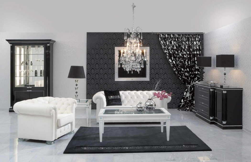 decor-with-black-furniture-stores-in-pa 5 Outdated Home Decor Trends That Are Coming Again in 2019