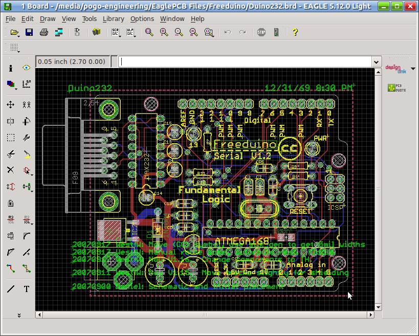 eagle 10 Leading Free PCB software for Electronics Designers