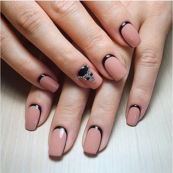 embellished-nails-6 16+ Lovely Nail Polish Trends for Spring & Summer 2018