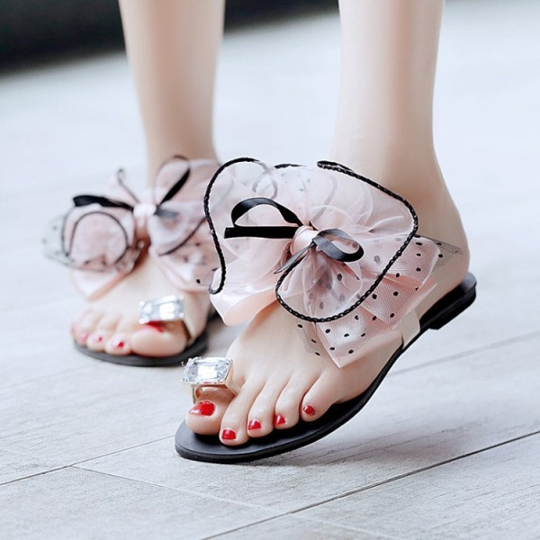 embellished-shoes-14 11+ Catchiest Spring & Summer Shoe Trends for Women 2018