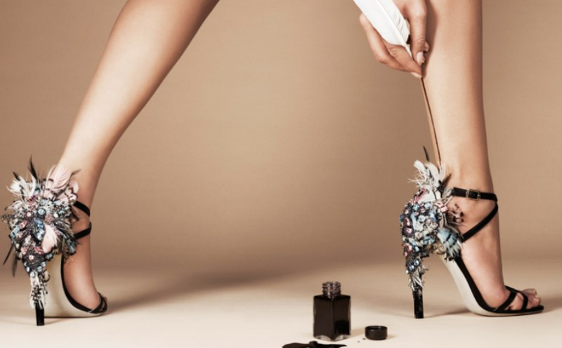 embellished-shoes-22 11+ Catchiest Spring / Summer Shoe Trends for Women 2020