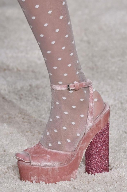 embellished-shoes-9 11+ Catchiest Spring & Summer Shoe Trends for Women 2018