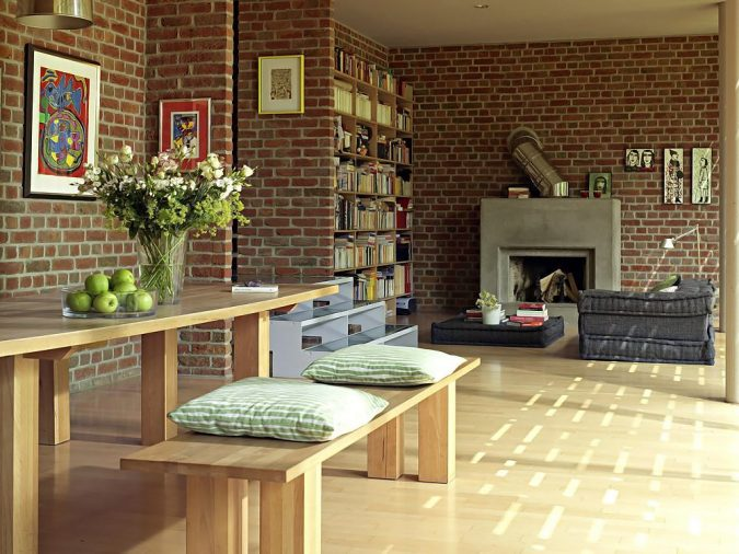 exposed-bricks-home-decor-675x506 15+ Latest Interior Design Ideas for Your Home in 2020