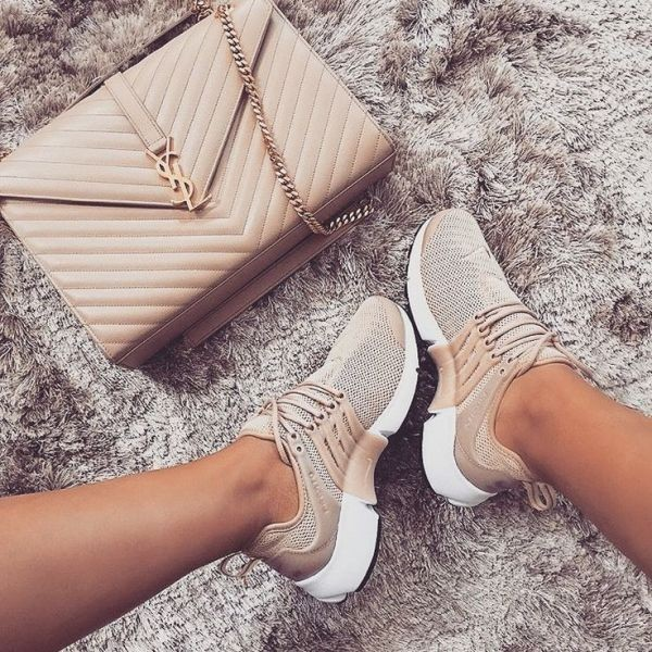 fashionable-sneakers-5 11+ Catchiest Spring & Summer Shoe Trends for Women 2018