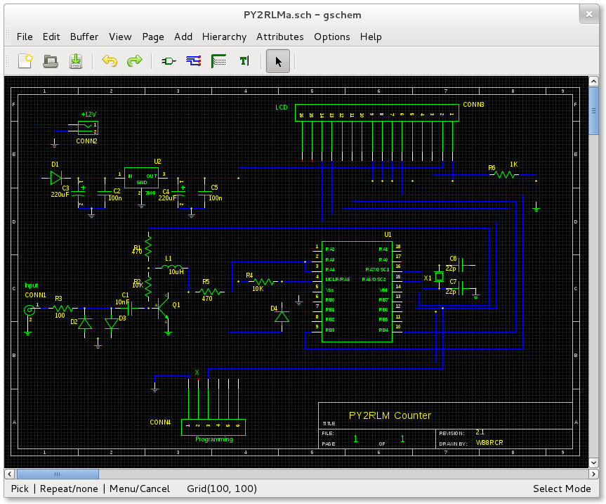 gEDA 10 Leading Free PCB software for Electronics Designers