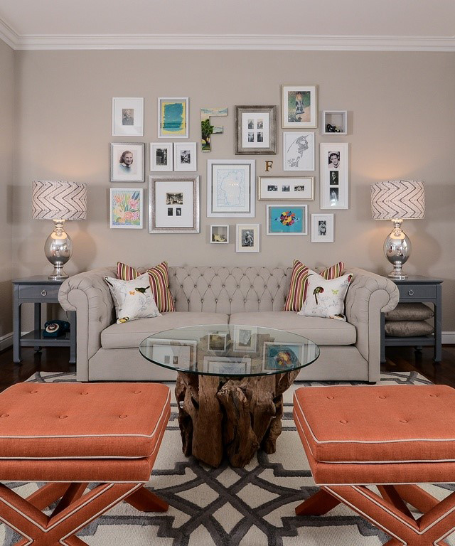 gallery-wall-2-acc293 5 Outdated Home Decor Trends That Are Coming Again in 2020