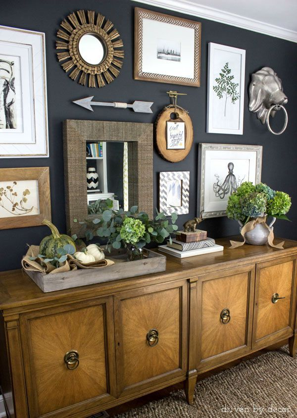 gallery-wall 5 Outdated Home Decor Trends That Are Coming Again in 2019