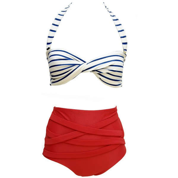 halterneck-bikini-2 18+ HOTTEST Swimsuit Trends for Summer 2020