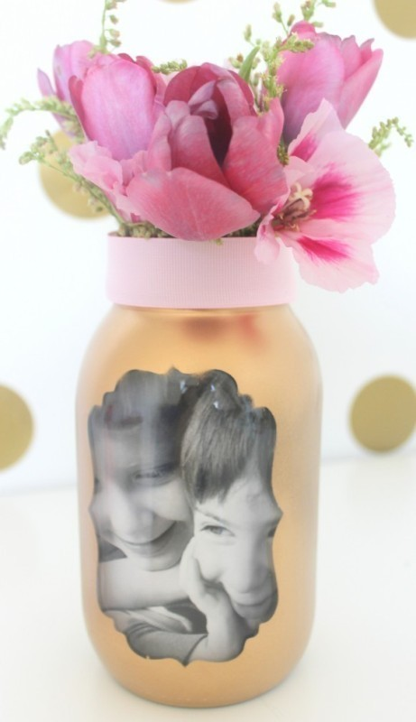 handmade-Mothers-Day-Vase 35 Unexpected & Creative Handmade Mother's Day Gift Ideas