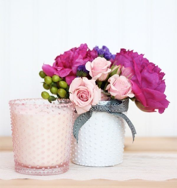handmade-candle-holders-11 35 Unexpected & Creative Handmade Mother's Day Gift Ideas