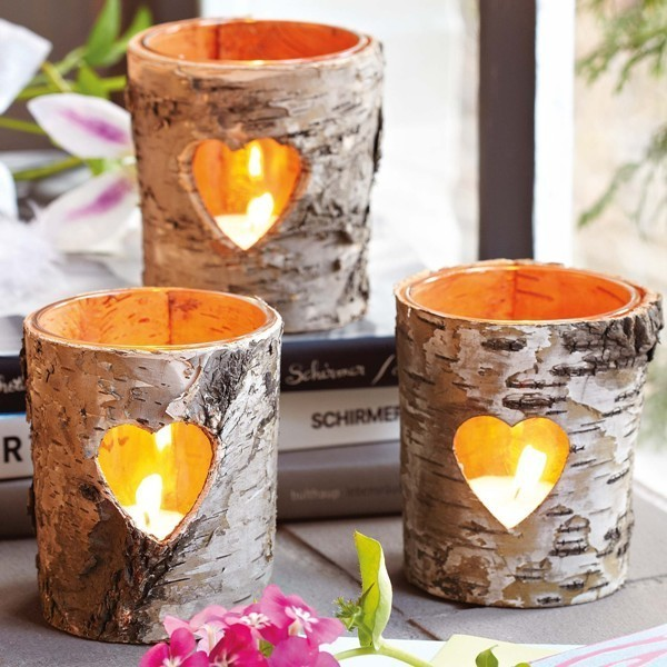 handmade-candle-holders-13 35 Unexpected & Creative Handmade Mother's Day Gift Ideas
