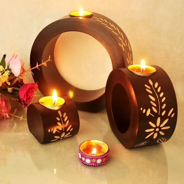 handmade-candle-holders-14 35 Unexpected & Creative Handmade Mother's Day Gift Ideas