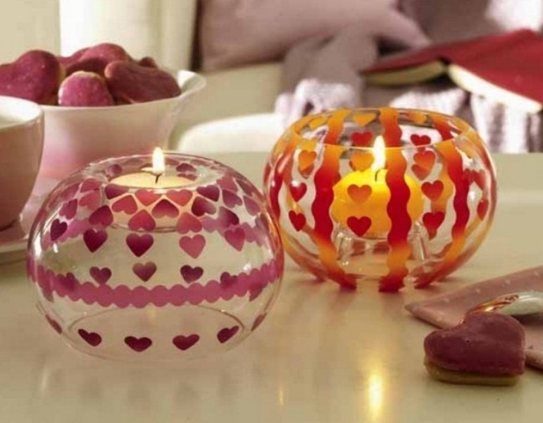handmade-candle-holders-16 35 Unexpected & Creative Handmade Mother's Day Gift Ideas