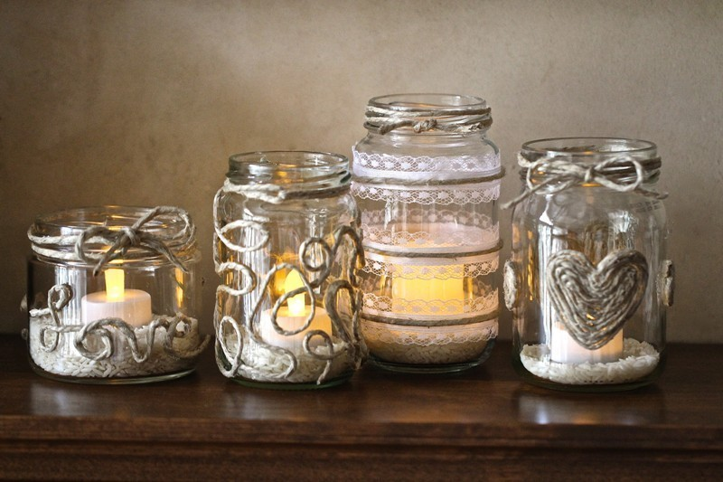 handmade-candle-holders-19 35 Unexpected & Creative Handmade Mother's Day Gift Ideas