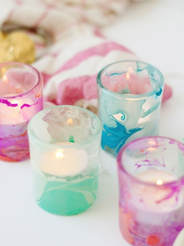 handmade-candle-holders-8 35 Unexpected & Creative Handmade Mother's Day Gift Ideas