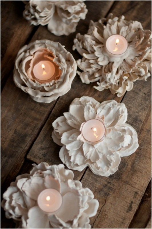 handmade-candle-holders 35 Unexpected & Creative Handmade Mother's Day Gift Ideas
