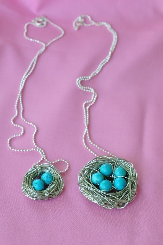 handmade-jewelry 35 Unexpected & Creative Handmade Mother's Day Gift Ideas