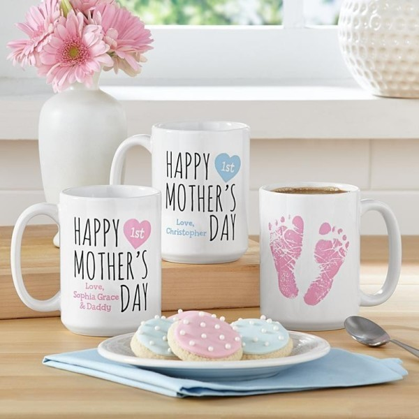 handmade-personalized-mugs-3 35 Unexpected & Creative Handmade Mother's Day Gift Ideas