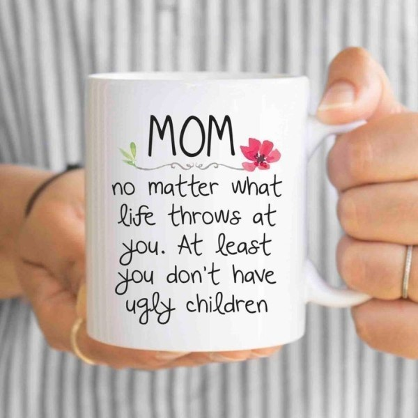 handmade-personalized-mugs-4 35 Unexpected & Creative Handmade Mother's Day Gift Ideas