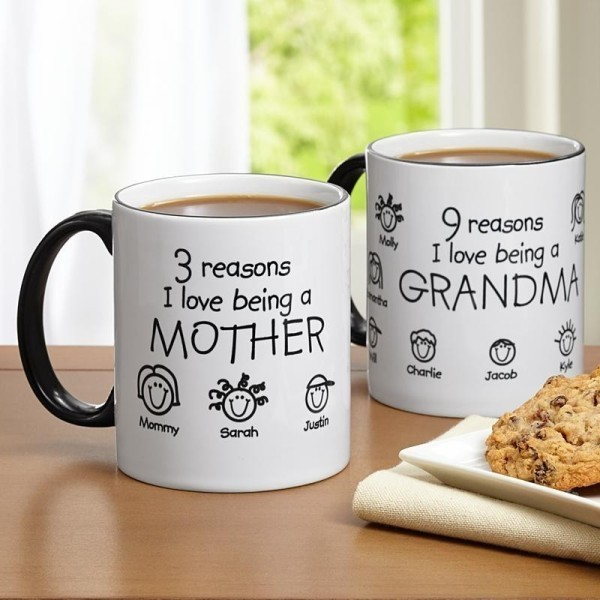 handmade-personalized-mugs-5 35 Unexpected & Creative Handmade Mother's Day Gift Ideas