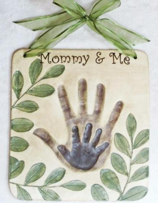 handprint-and-footprint-crafts-and-art-ideas-4 35 Unexpected & Creative Handmade Mother's Day Gift Ideas