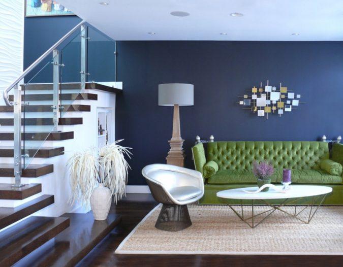 interior-design-NAVY-BLUE-675x526 14 Hottest Interior Designers Trends in 2020