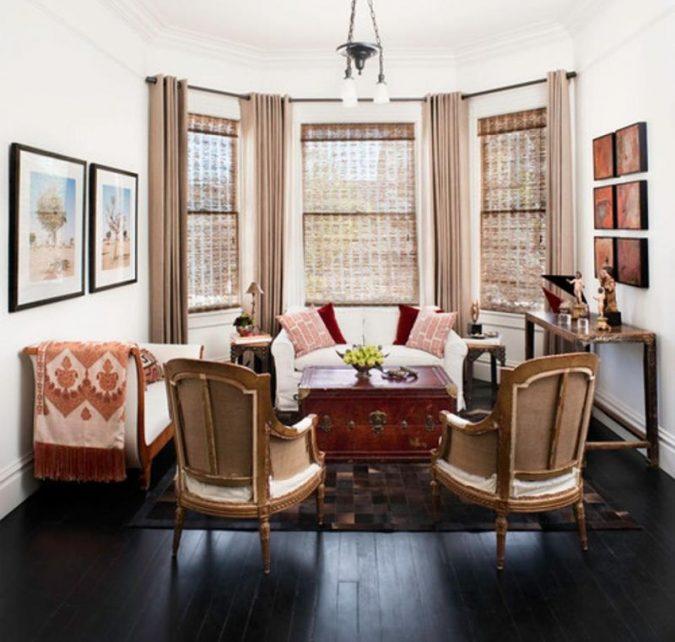 interior-design-small-living-room-1-675x642 15 Interior Design Tips & Ideas for Narrow Small Spaces