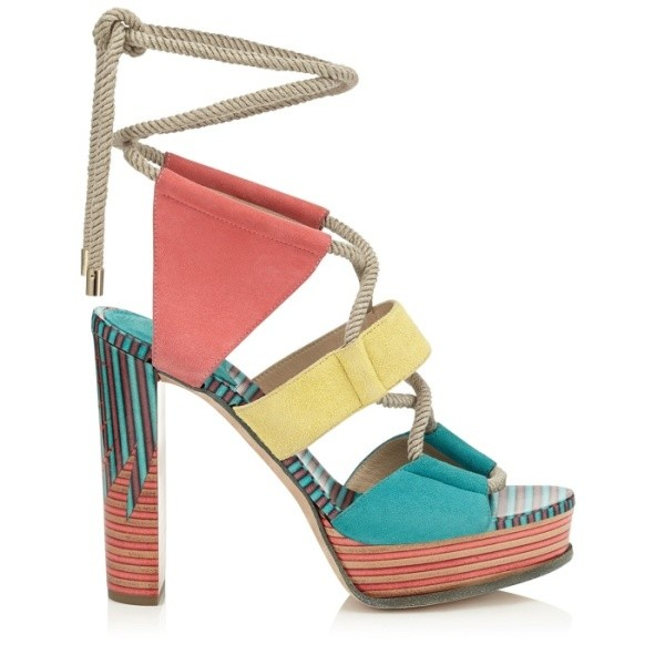 lace-up-heels-1 11+ Catchiest Spring / Summer Shoe Trends for Women 2020