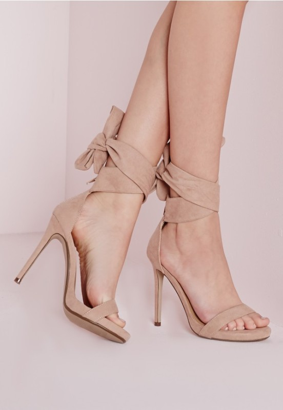 lace-up-heels-11 11+ Catchiest Spring / Summer Shoe Trends for Women 2020
