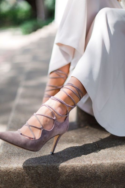 lace-up-heels-16 11+ Catchiest Spring / Summer Shoe Trends for Women 2020