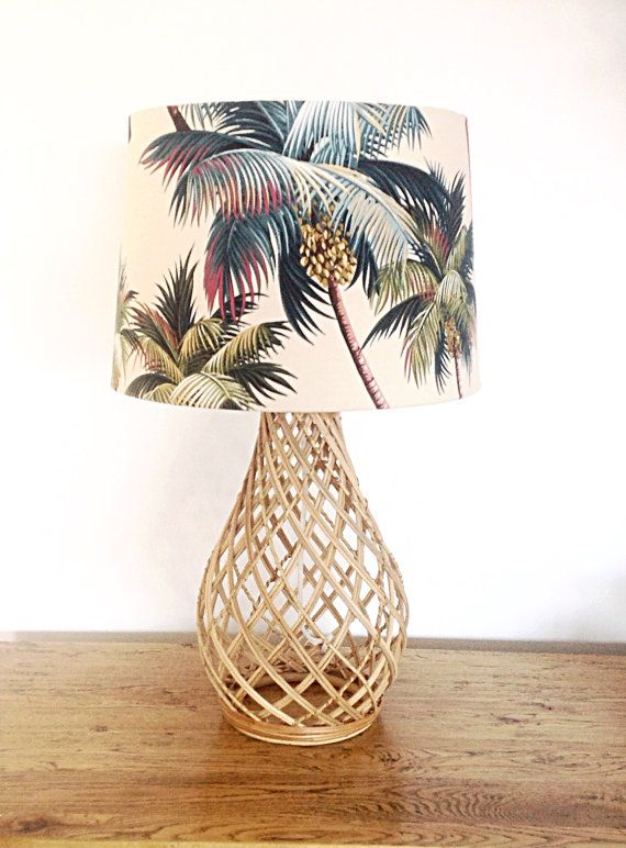 lampshade-with-a-ribbon-and-glue Few Chic Yet Affordable Ways For Your Home Garnishing