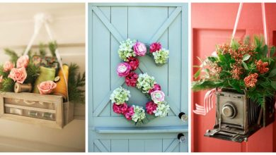 Photo of 7 Vibrant Front Door Decorations for Summer 2020