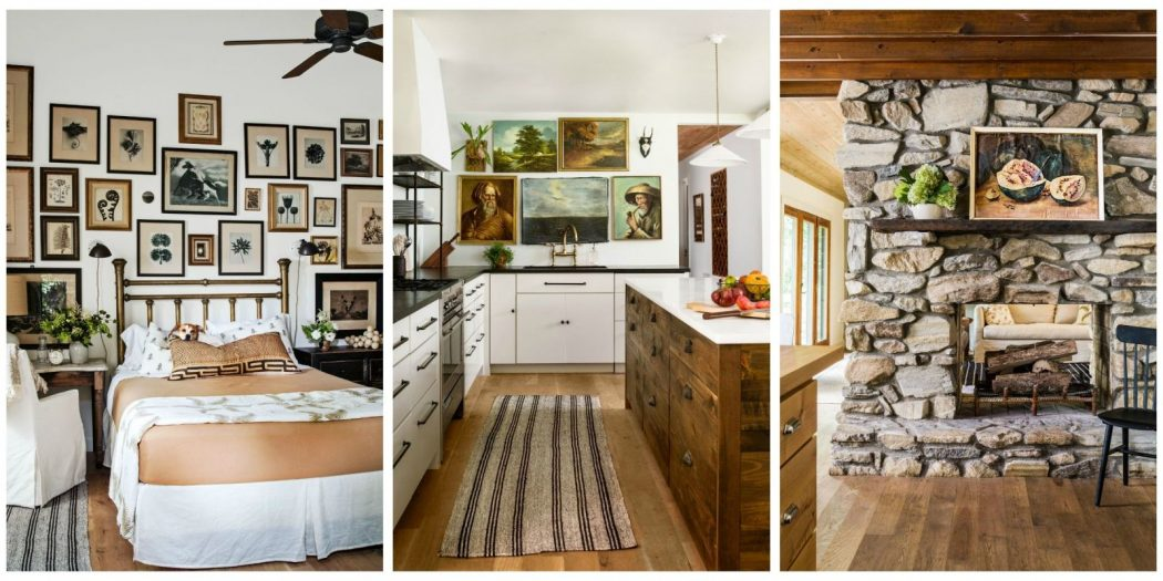 landscape-1444766877-displayingartcollage 5 Outdated Home Decor Trends That Are Coming Again in 2019