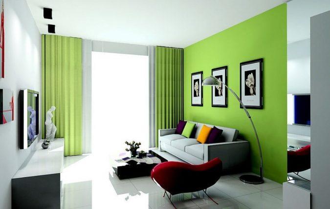 light-green-interior-design-675x428 14 Hottest Interior Designers Trends in 2018
