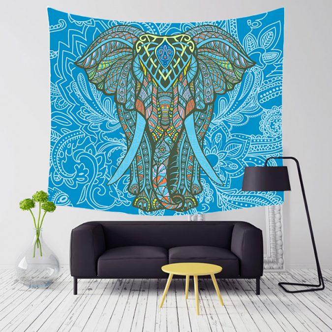 mandala-printed-rug-interior-design-675x675 15+ Latest Interior Design Ideas for Your Home in 2020