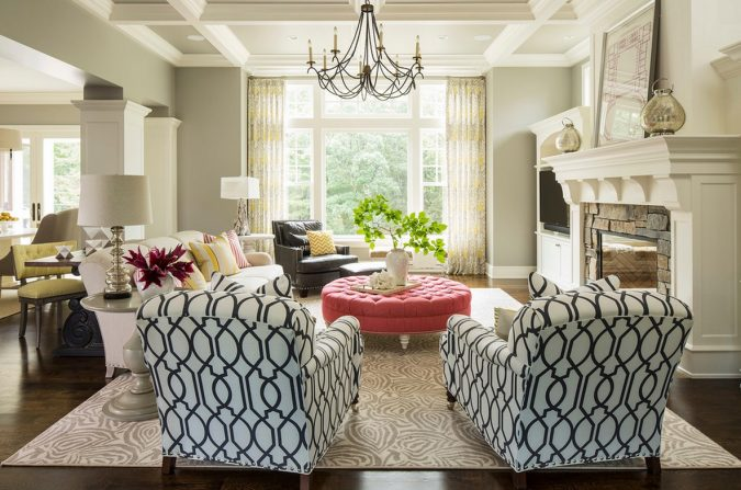mix-and-match-patterns-focal-point-1-675x447 14 Hottest Interior Designers Trends in 2018