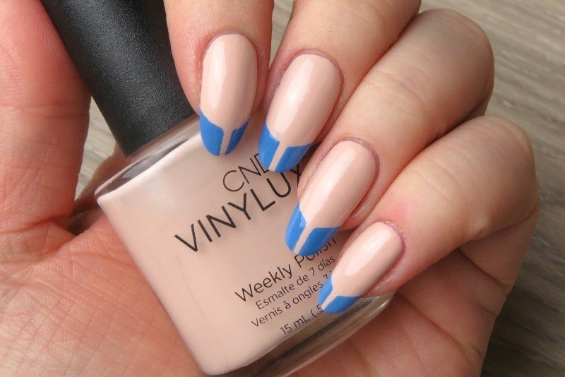 modern-French-manicure-23 16+ Lovely Nail Polish Trends for Spring & Summer 2020