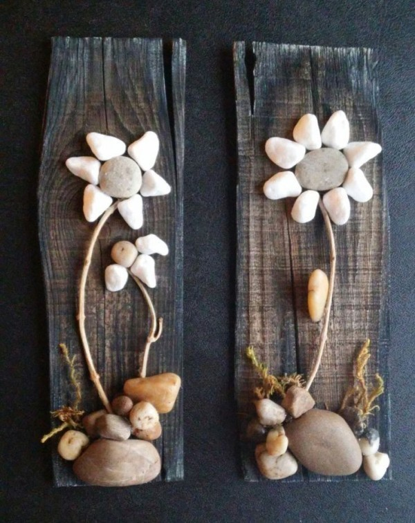 mothers-day-stone-art-9 35 Unexpected & Creative Handmade Mother's Day Gift Ideas