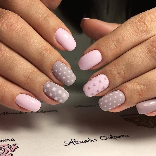 nail-art-ideas-2017-100 76+ Hottest Nail Art Ideas for Spring & Summer 2017