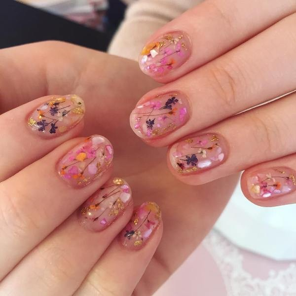 nail-art-ideas-2017-103 76+ Hottest Nail Design Ideas for Spring & Summer 2020
