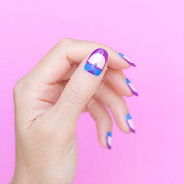 nail-art-ideas-2017-104 76+ Hottest Nail Design Ideas for Spring & Summer 2021