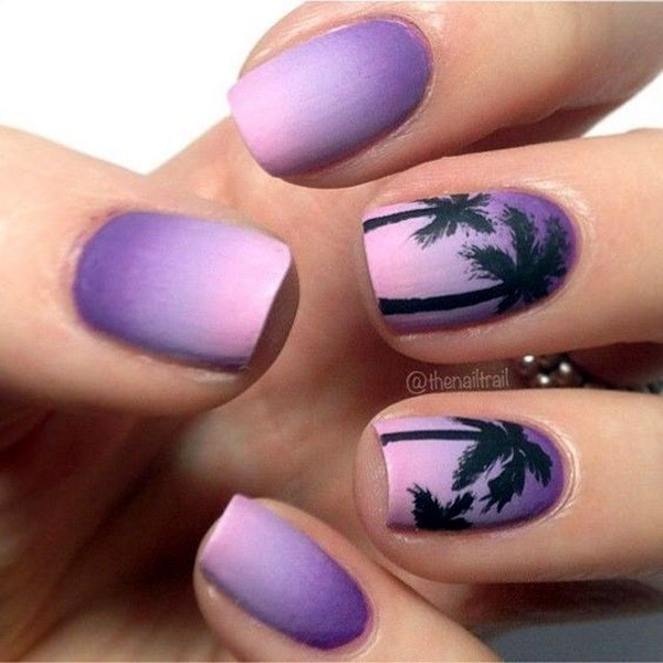 nail-art-ideas-2017-105 76+ Hottest Nail Design Ideas for Spring & Summer 2020