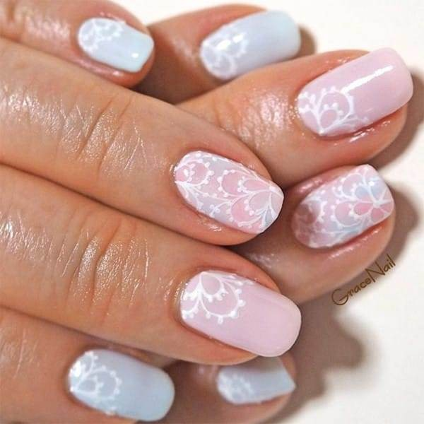 nail-art-ideas-2017-107 76+ Hottest Nail Design Ideas for Spring & Summer 2020