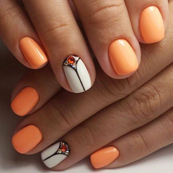 nail-art-ideas-2017-109 76+ Hottest Nail Design Ideas for Spring & Summer 2020