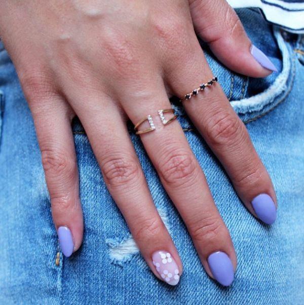 nail-art-ideas-2017-110 76+ Hottest Nail Design Ideas for Spring & Summer 2021