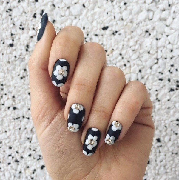 nail-art-ideas-2017-114 76+ Hottest Nail Design Ideas for Spring & Summer 2020