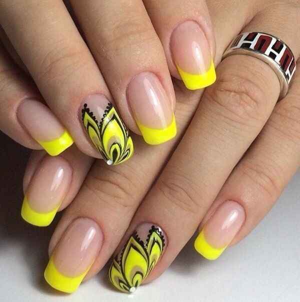 nail-art-ideas-2017-115 76+ Hottest Nail Design Ideas for Spring & Summer 2020