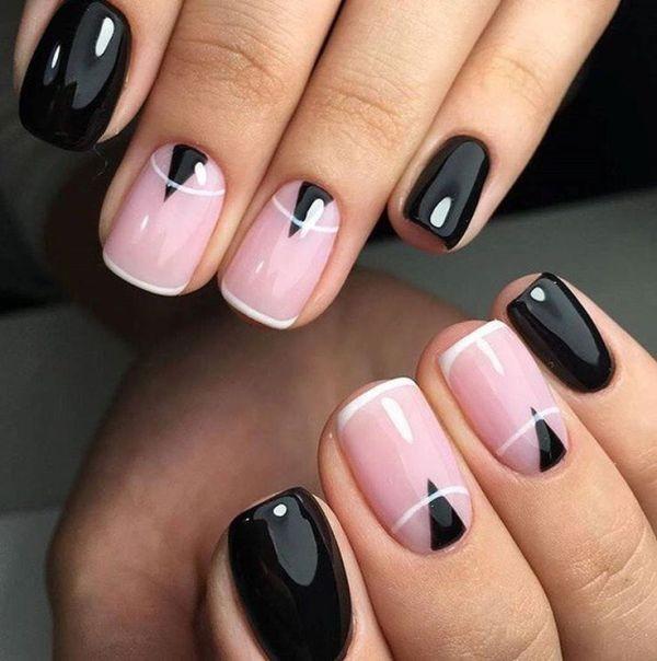 nail-art-ideas-2017-116 76+ Hottest Nail Design Ideas for Spring & Summer 2021